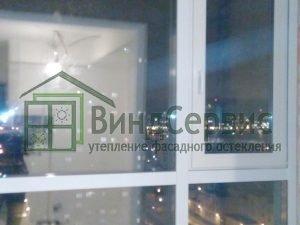 ЖК «Гуси-Лебеди», Туристская ул., 23 - витражное остекление