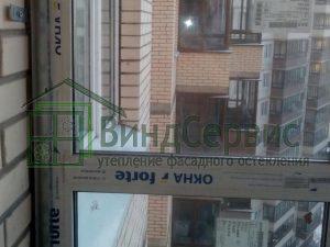 ЖК «Геометрия», дер. Кудрово, Итальянский переулок, 4 - витражное остекление