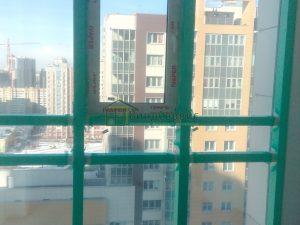 Среднерогатская 9 ЖК Триумф Парк Фасадное остекление с коробами