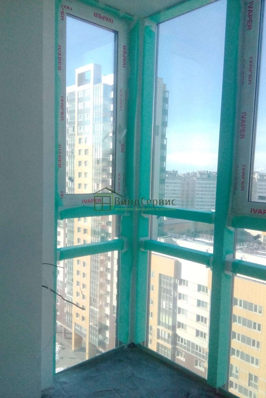 Дизайн балкона обшитого вагонкой фото
