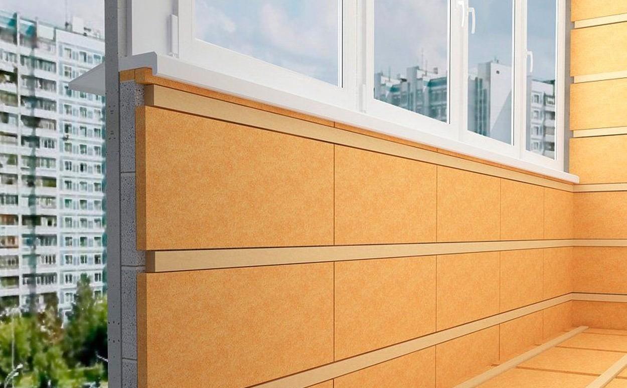 Рабочий кабинет на балконе - утепление балкона