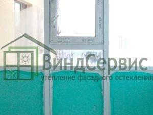 Дер. Мистолово, ул. Горная, 23-6 - витражное остекление