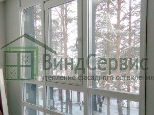 Ленинградская обл., Дюны - витражное остекление
