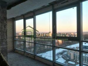 Верности 17-1 фасадка ЖК Академ парк