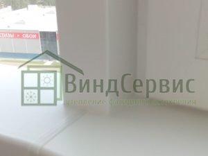 Фасадное остекление с коробами. Ленинский 104
