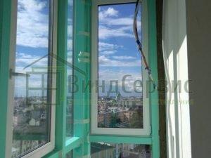 Фасадное остекление с коробами. Смоленская 18 ЖК Небо Москвы