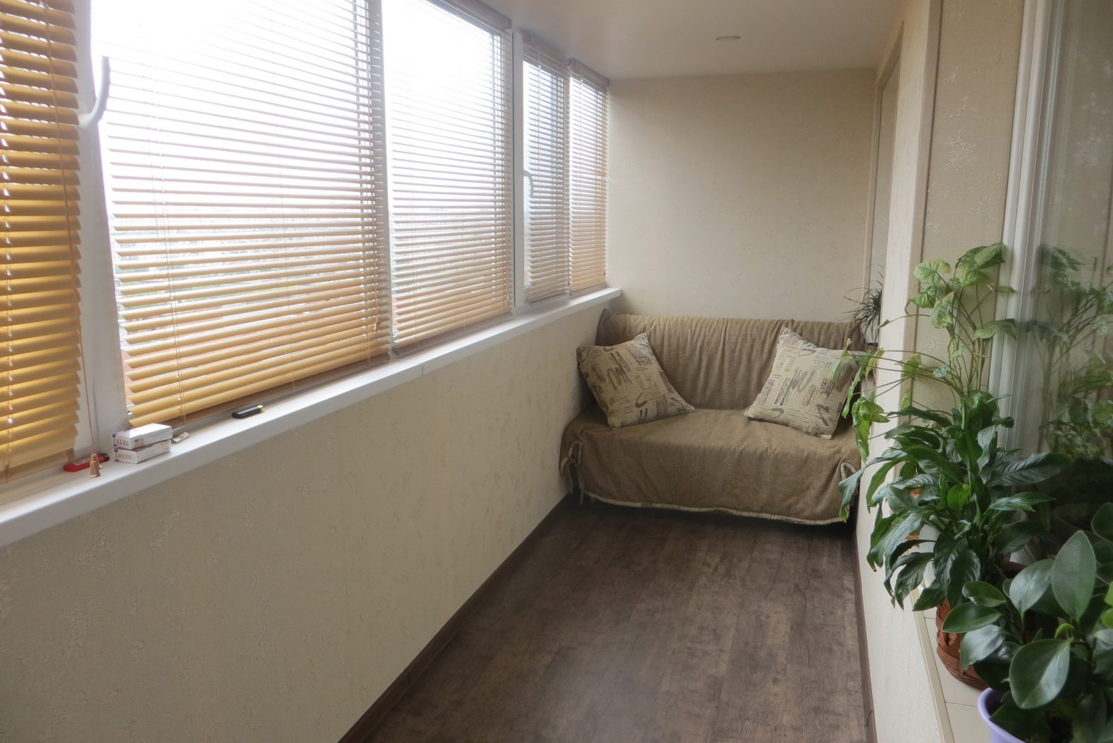 Ремонт балкона: с чего начать?