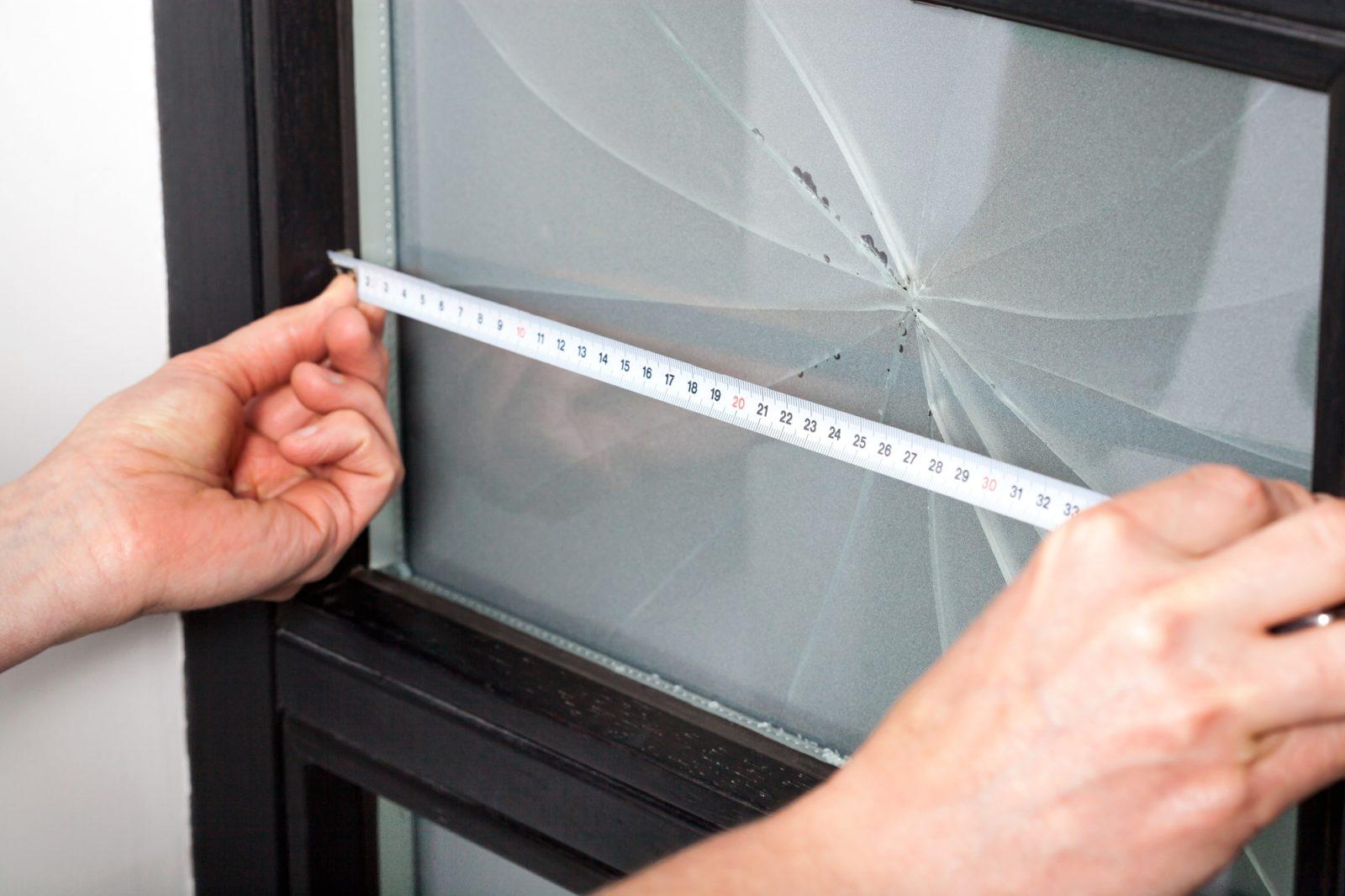 Замена или ремонт стеклопакетов
