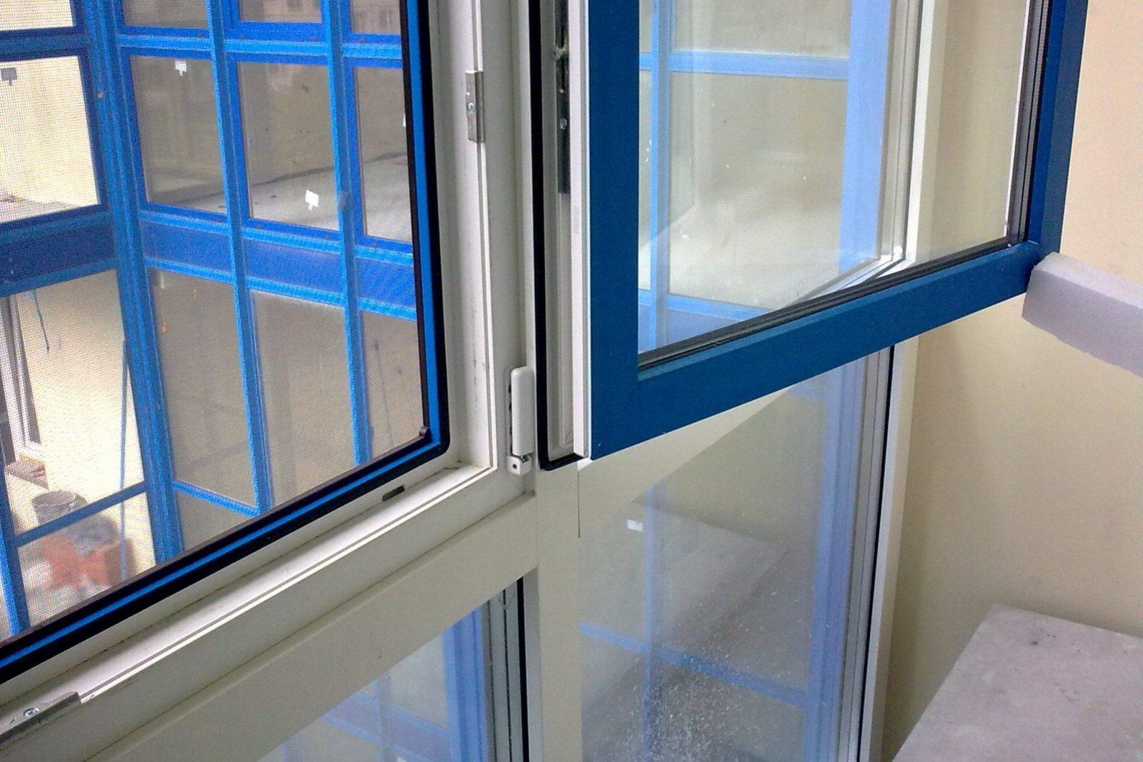 Замена холодного балкона на теплый