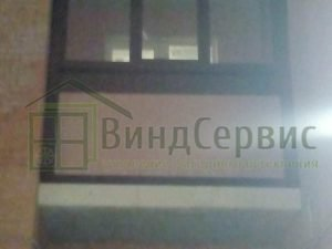 Остекление лоджии. Маршала Тухачевского 23-1