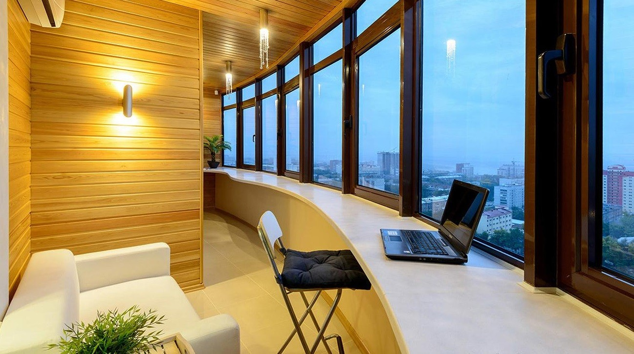 освещение на балконах цена