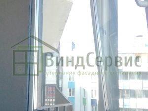 Витражное остекление ЖК Вернисаж