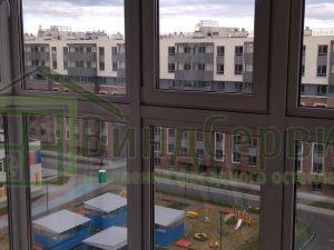 Витражное остекление. Петергофское шоссе 84