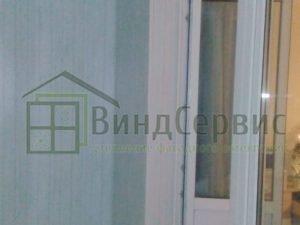 Витражное остекление балкона. Энергетиков 9-3 ЖК Зима Лето