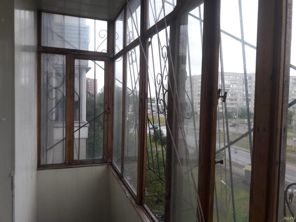 Как замерить балконную раму с остеклением?