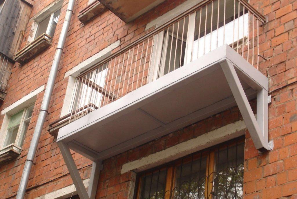 Как замерить балконную раму без остекления?