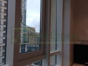 Московский 183-185 ЖК Граф Орлов фасадное остекление с коробами