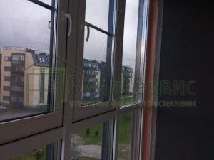 Шуваловский 41к1 витражное остекление